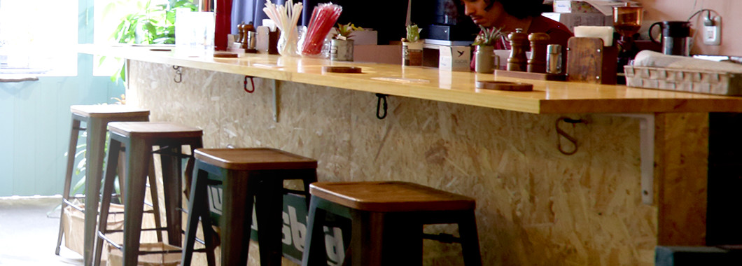 Counter seats